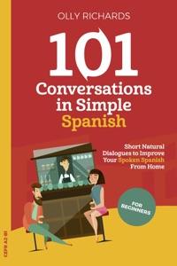 101 Conversations in Simple Spanish