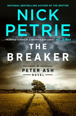 Nick Petrie - The Breaker book