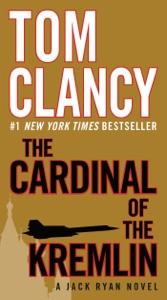 The Cardinal of the Kremlin Door Tom Clancy Boekomslag