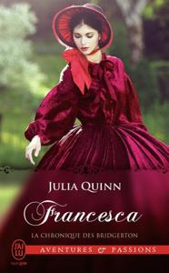 La chronique des Bridgerton (Tome 6) - Francesca Book Cover