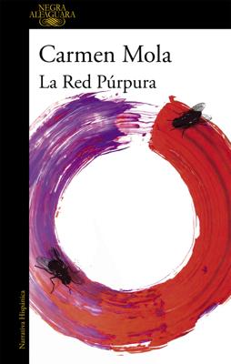 Carmen Mola - La red púrpura book