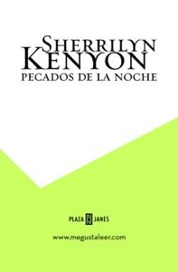 Pecados de la noche Book Cover