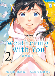 Weathering With You 2 Libro Cover