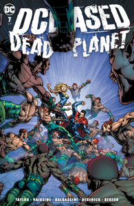 DCeased: Dead Planet (2020-2021) #7 Book Cover