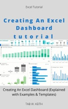 Creating An Excel Dashboard tutorial