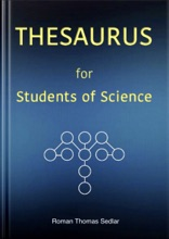 THESAURUS For Students Of Science