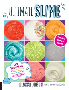 Ultimate Slime Book Cover