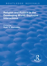 Religion And Politics In The Developing World
