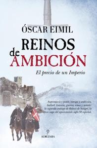Reinos de ambición Book Cover