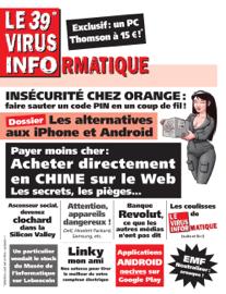 Le 39e Virus Informatique