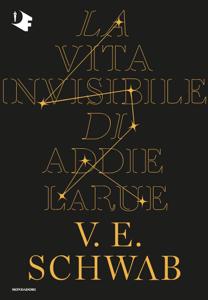 La vita invisibile di Addie La Rue Copertina del libro