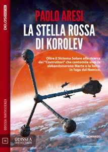 La stella rossa di Korolev Book Cover