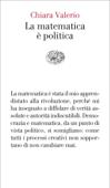 La matematica è politica Book Cover