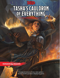 Dungeons & Dragons - Tasha's Cauldron of Everything -D&D Rules Expansion