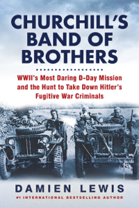 Churchill's Band of Brothers Book Cover