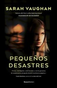 Pequeños desastres Book Cover