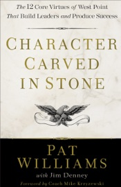 CHARACTER CARVED IN STONE