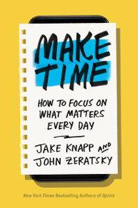 Make Time Book Cover