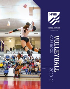 2020-21 NFHS Volleyball Case Book