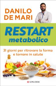 Restart metabolico Copertina del libro