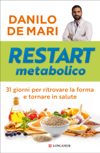 Restart metabolico Book Cover