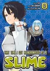 That Time I got Reincarnated as a Slime Volume 12