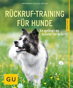 Rückruf-Training für Hunde Buch-Cover