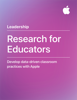 Apple Education - Research for Educators artwork