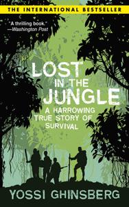 Lost in the Jungle Book Cover