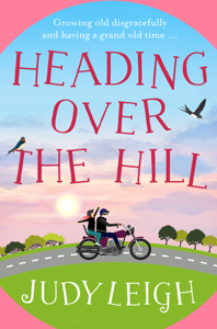 Heading Over the Hill Book Cover