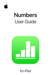 Numbers User Guide for iPad