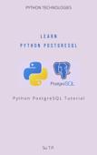 Learn Python PostgreSQL Book Cover