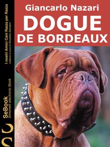 Dogue de Bordeaux Copertina del libro