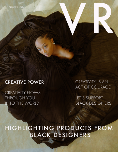Victoria Reed Magazine January 2021
