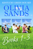 Olivia Sands - Kentucky Green Box Set 1 to 3 artwork