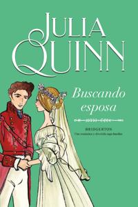 Buscando esposa (Bridgerton 8) Book Cover