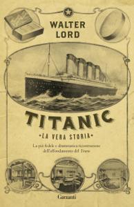 Titanic Copertina del libro