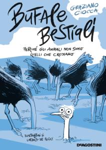 Bufale bestiali Copertina del libro