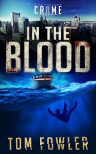 In the Blood Door Tom Fowler Boekomslag