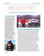 Weekly Piff Volume 3