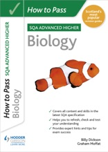 How To Pass SQA Advanced Higher Biology