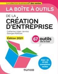 La boîte à outils de la Création d'entreprise - Edition 2021