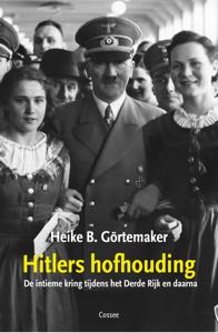 Hitlers hofhouding Boekomslag