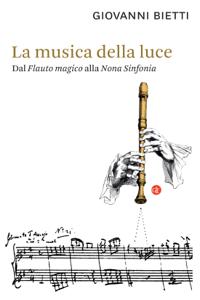 La musica della luce Copertina del libro