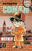 Gosho Aoyama - Detektiv Conan Weekly Kapitel 1069 artwork
