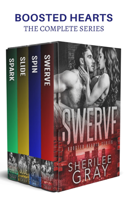 Sherilee Gray - Boosted Hearts Boxed Set: The Complete Series book
