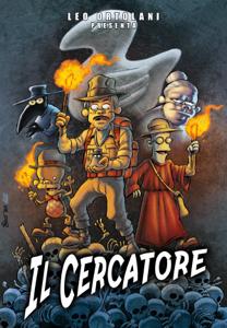 Il Cercatore Libro Cover