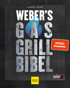 Weber's Gasgrillbibel Buch-Cover