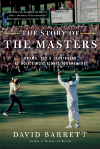 The Story of The Masters Book Cover