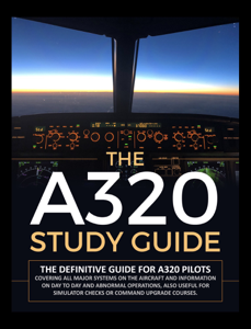 The A320 Study Guide Libro Cover